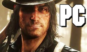 Red Dead Redemption 2 : voici les configurations PC du jeu, 150GB demandés