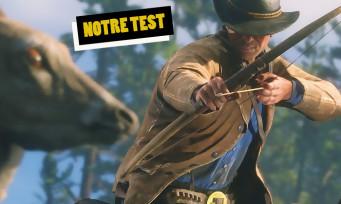 Test Red Dead Redemption 2 : une expérience sublimée sur PC, le GOTY 2019 c'est lui !