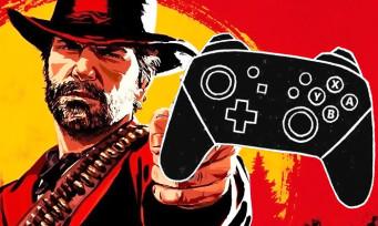 Red Dead Redemption 2 : bientôt sur Switch ? La rumeur improbable !