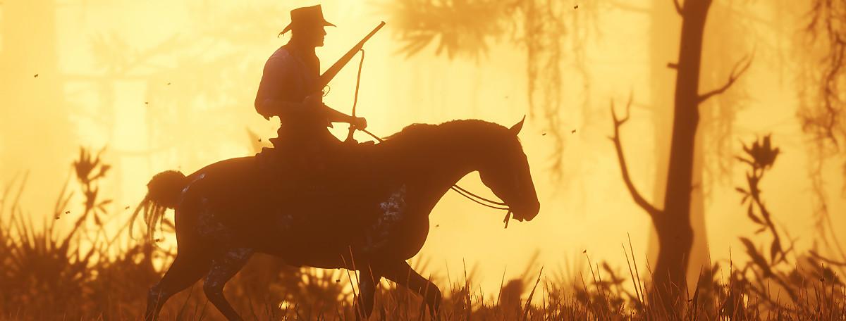 Red Dead Redemption 2 : le trailer en 4K et 60fps de la version PC est là