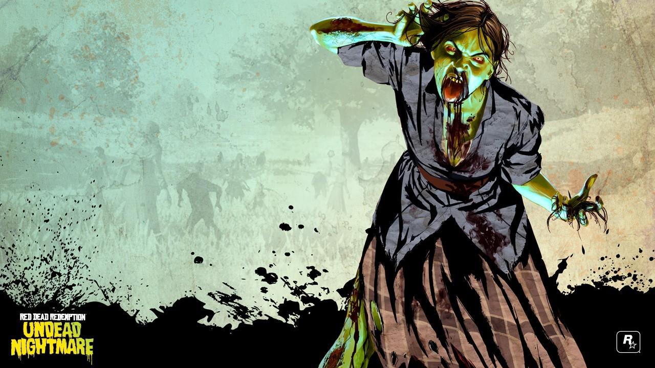 Rdr Undead Nightmare La Carte Aux Trésors