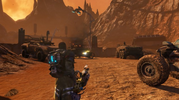 Red Faction Guerilla Édition Re-Mars-Tered