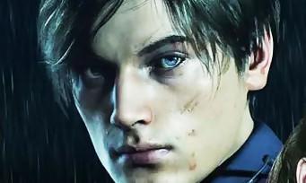 Resident Evil 2 : un artwork sublime... mais avec une grosse bourde