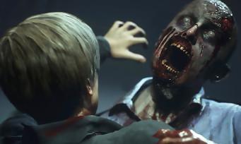 Resident Evil 2 : Capcom promet que l'on va avoir peur