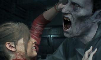 Resident Evil 2 : découvrez plein de nouvelles images du jeu sur PS4