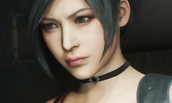 Resident Evil 2 : une grosse galerie d'images magnifiques pour Ada et Sherry