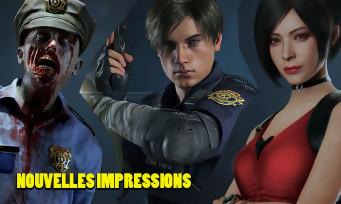 Resident Evil 2 : on y a joué pendant 4h sur PS4 Pro, on a bien flippé