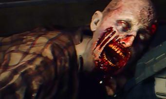 Resident Evil 2 : un gros trailer de lancement stressant, qui met direct dans l'ambiance