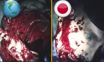 Resident Evil 2 : la version japonaise se voit sacrément censurée, la preuve en vidéo