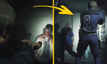 Resident Evil 2 : un mod permet d'avoir des caméras fixes et ça vaut le détour