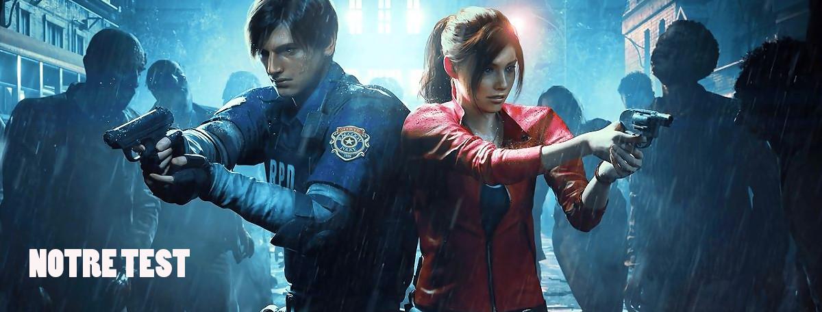 Test Resident Evil 2 : quand Capcom livre un remake remarquable !
