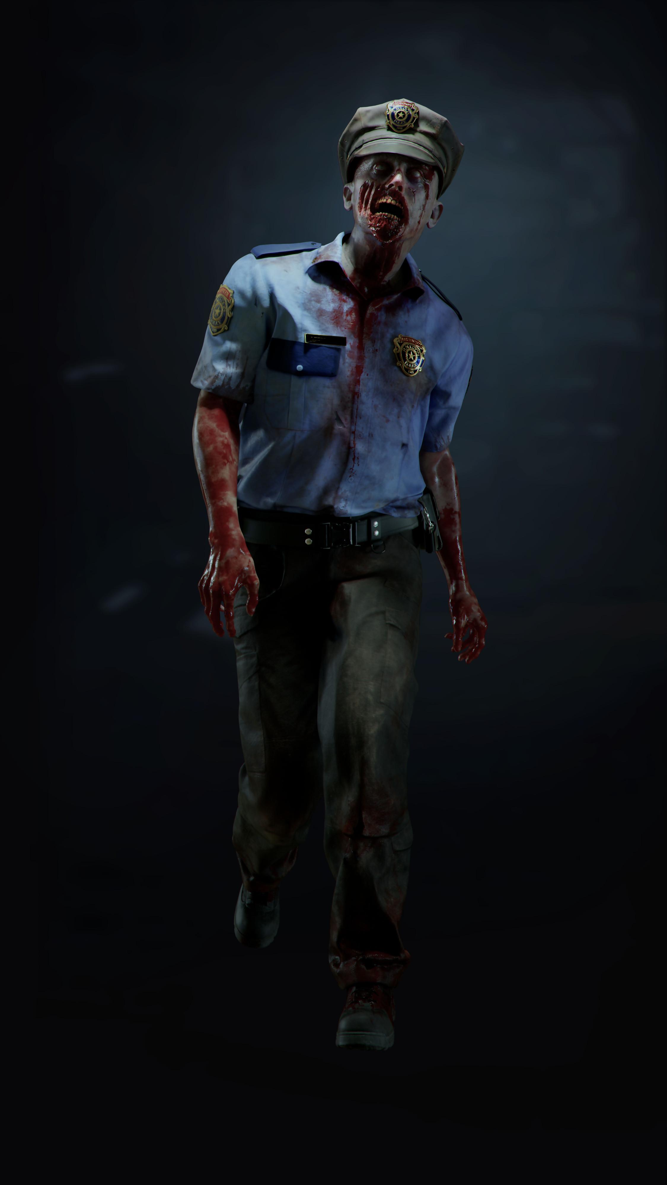 Artworks Resident Evil 2