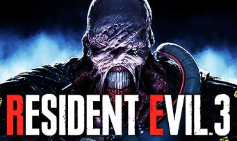 Resident Evil 3 Remake : de premières images terrifiantes !