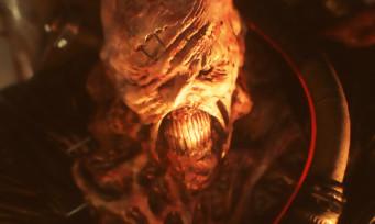 Resident Evil 3 : un tout nouveau trailer avec le Nemesis