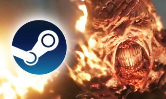 Resident Evil 3 : a-t-il réuni plus de joueurs que Resident Evil 2 sur Steam ?