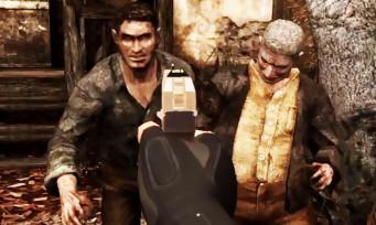 Resident Evil 4 VR : une version inédite en réalité virtuelle pour Oculus, première vidéo