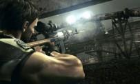 Resident Evil 5 - Sniper gameplay