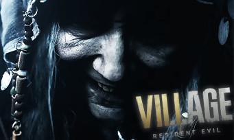 Resident Evil 8 Village : un trailer puissant en 4K sur PS5