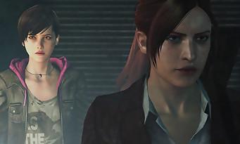 Resident Evil Revelations 2 : le premier trailer du jeu avec Claire Redfield