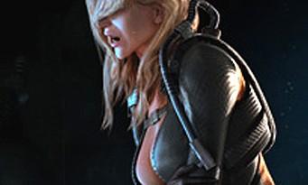 Resident Evil Revelations HD : la pulpeuse Rachel en action