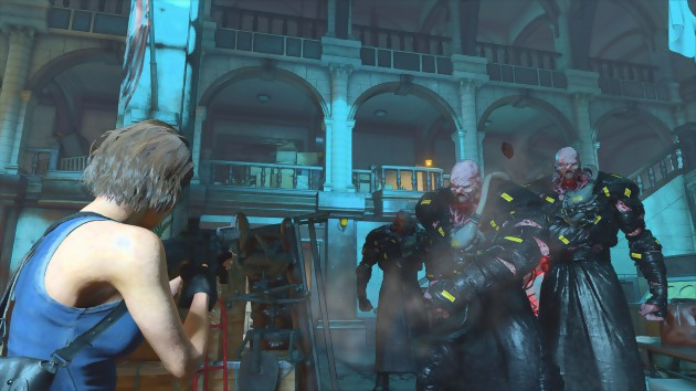Resident Evil Re: Verse