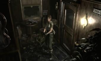 Resident Evil 0 HD Remaster