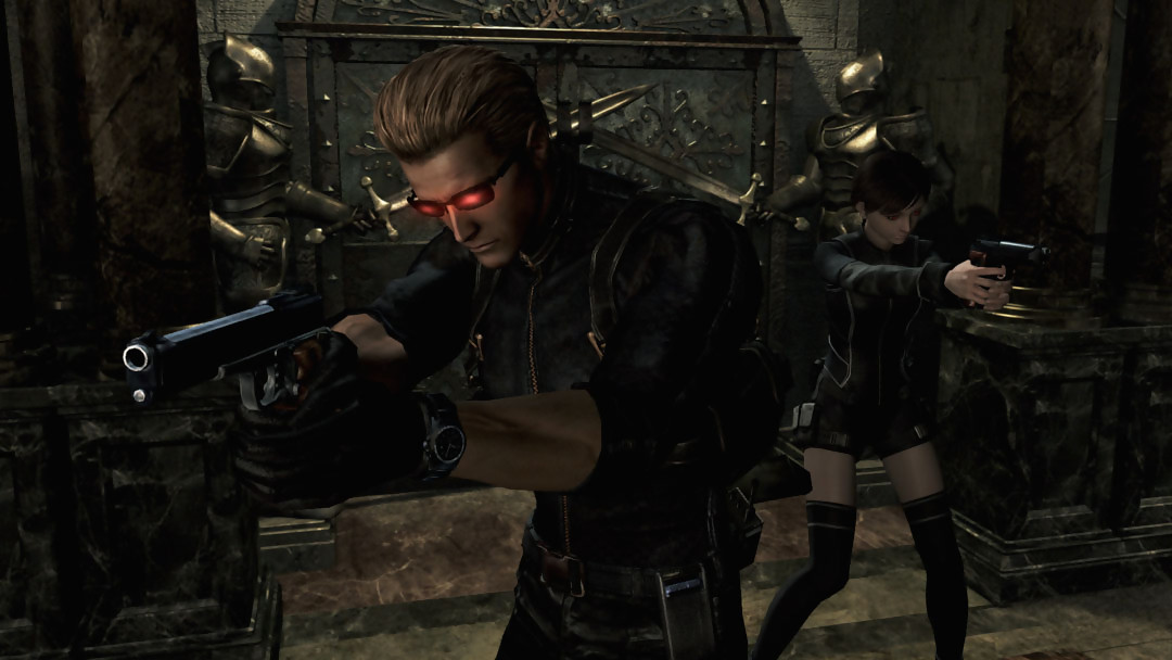 Resident Evil 0 HD Remaster sur PC Resident Evil Zero HD Remaster PC Game - Free Download