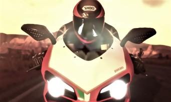 RIDE 3 : une vidéo de gameplay avec toutes les Ducati du jeu