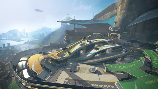 RIGS : Mechanized Combat League