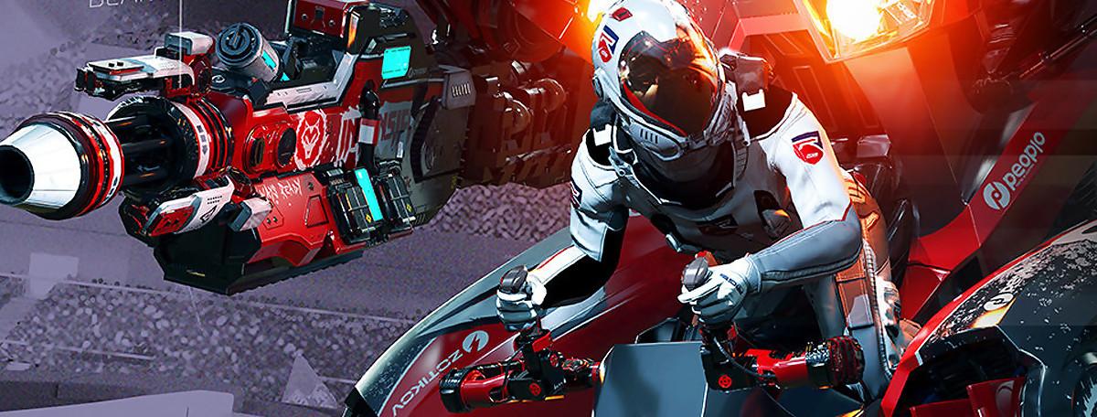 Test RIGS sur PS4 PSVR
