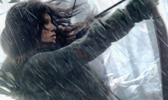 Rise of the Tomb Raider : le trailer du DLC Baba Yaga The Temple of the Witch