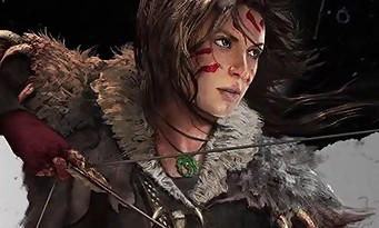 "Rise of the Tomb Raider : un trailer pour le ""Holy Fire Card Pack"""
