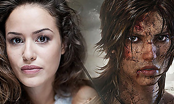 Rise of the Tomb Raider : Alice David de Bref est à nouveau Lara Croft