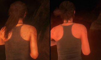 Rise of the Tomb Raider : comparatif vidéo Xbox One VS Xbox 360