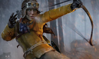 "Rise of the Tomb Raider : vidéo du DLC du mode ""Endurance"""