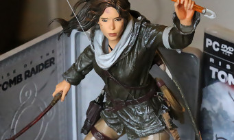 Rise of the Tomb Raider : notre unboxing du collector avec la statue de Lara
