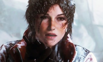 Rise of the Tomb Raider : trailer de gameplay sur PS4