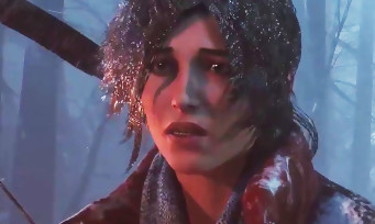 Rise of the Tomb Raider : trailer de gameplay 4K sur Xbox One X