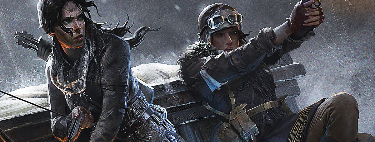 Test Rise of the Tomb Raider sur PS4