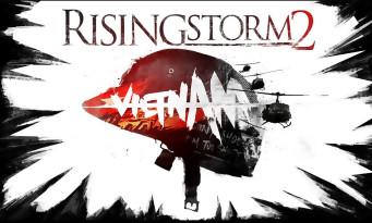 Rising Storm 2 Vietnam : un premier trailer de gameplay à découvrir