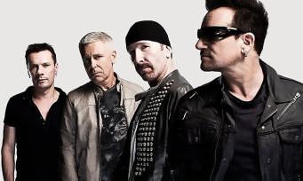 Rock Band 4 : l'album Song of Innoncence de U2 dans le jeu !