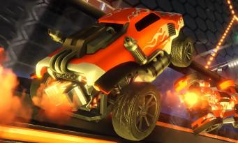 Rocket League : découvrez le trailer de lancement sur Xbox One