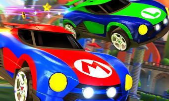 Rocket League : un trailer de gameplay sur Nintendo Switch