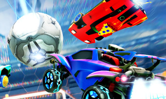Rocket League : 75 millions de joueurs et 5 milliards de parties !