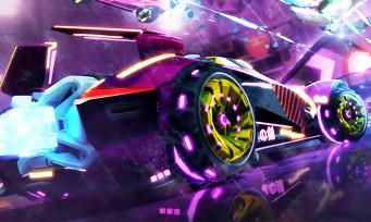 Rocket League : un trailer 4K pour le passage au free-to-play