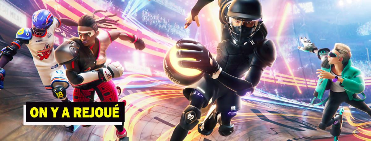 Roller Champions : on est retourné sur les pistes circulaires du jeu d'Ubi, nouv