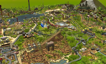 RollerCoaster Tycoon 3 : Complete Edition