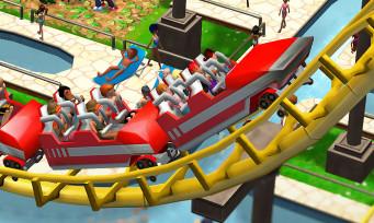 RollerCoaster Tycoon 3 Complete Edition : le jeu annoncé en vidéo