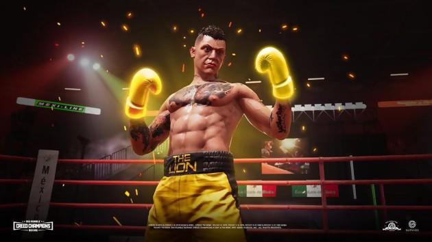 Rumble Boxing : Creed Champions
