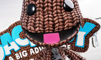 Sackboy A Big Adventure : 1er trailer funky sur PS5 pour le Mario-like